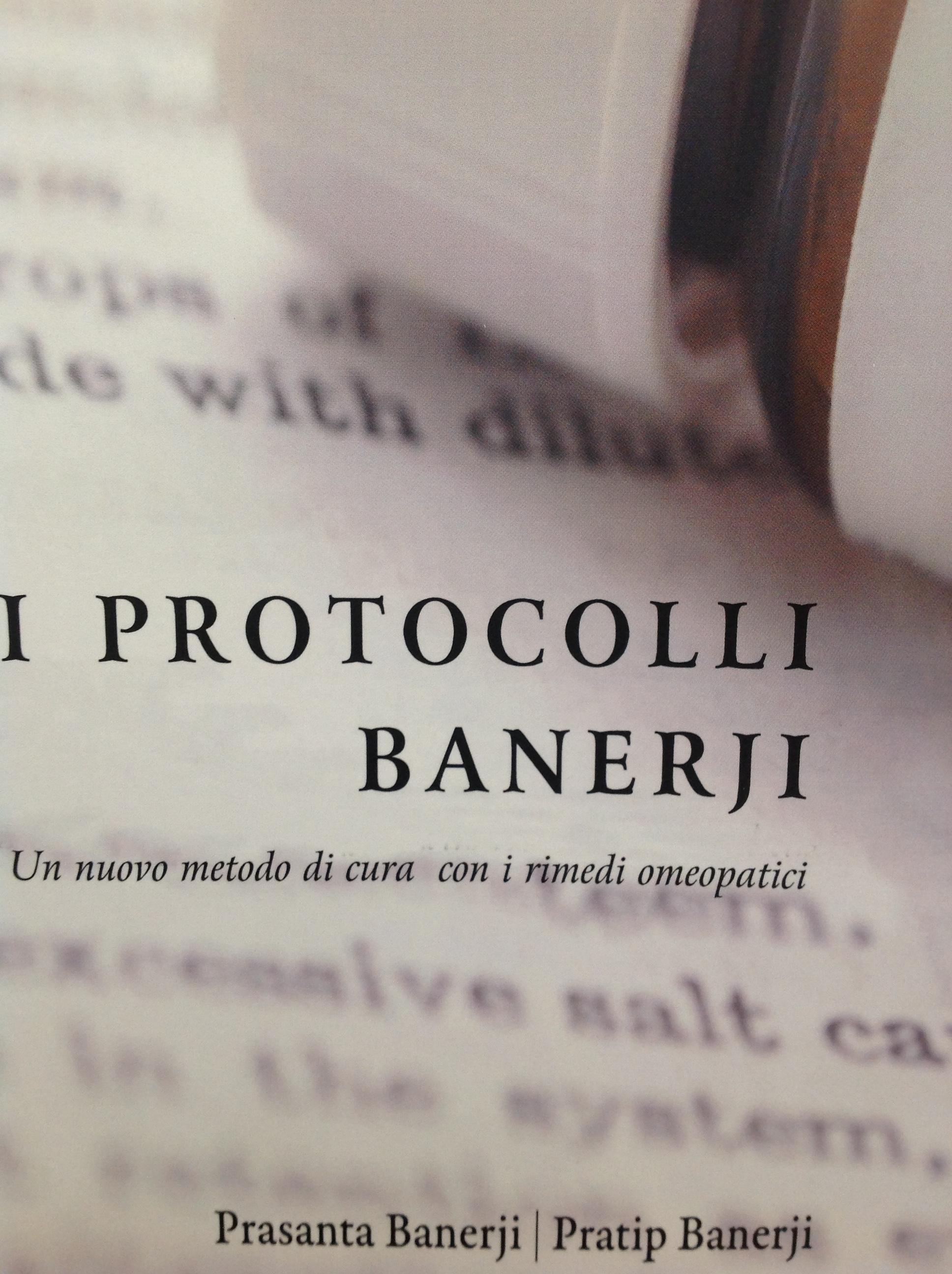 I Protocolli Banerji