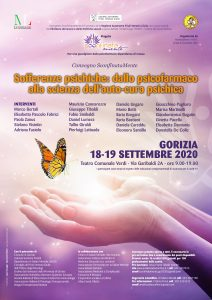 """Convegno Sconfinata-Mente 16 crediti ECM """"Sofferenze psichiche: dallo psicofarmaco alla scienza dell'auto-cura psichica"""""""